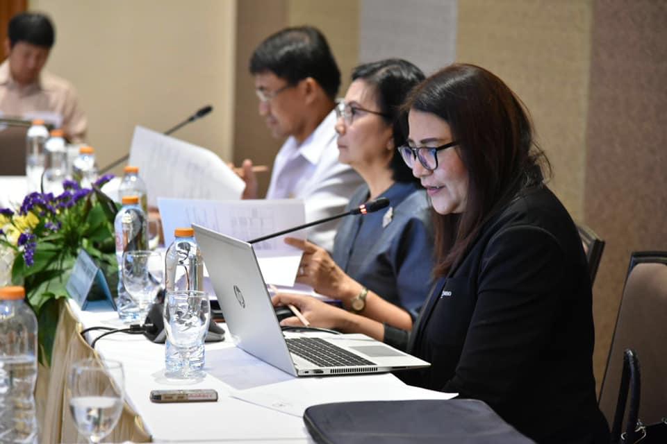 สำนักงานหลักประกันสุขภาพแห่งชาติประชุมคณะทำงานพัฒนาระบบบริการปฐมภูมิ เขต 5