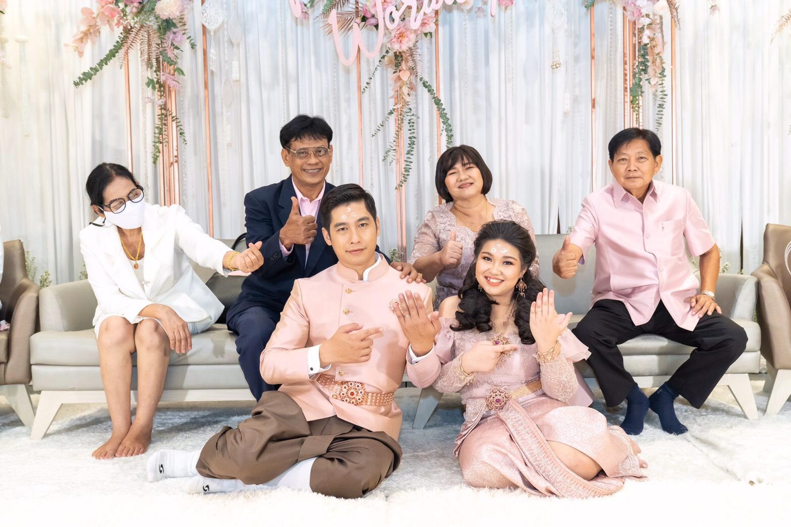 Wedding Ceremony K.Mod-K.Mike